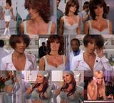 Pamela Anderson @ VIP, Docteur Val : 2 vids (cleavage)