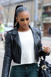 Александра Бурке, фото 23. Alexandra Burke Shopping in London 13th March 2012, foto 23