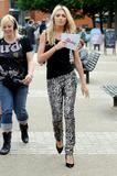 Абигайль Клэнси, фото 491. Abigail Clancy This Morning set at the London Studios 26.07.11, foto 491