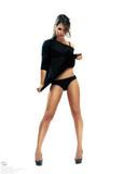 Evangeline Lilly - Arena febr '06 - 7xHQ