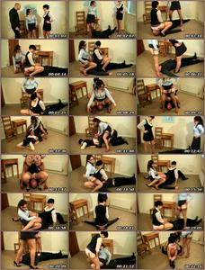School Therapy Female Domination