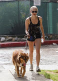 ADDS Amanda Seyfried | Walking the Dogs in West Hollywood | October 19 | 14 pics