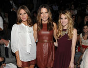 Sophia Bush at Tibi Fashion Show in NYC, on Sept 13, 2011 X 14 MQ's