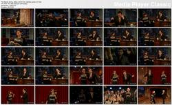 Rashida Jones @ Late Night w/Jimmy Fallon 2012-11-22