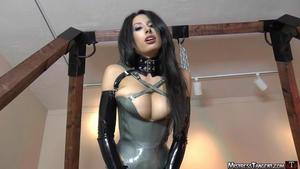 Mistress Tangent: Spit Slave