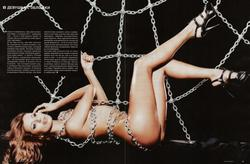 Вероника Коноплева, фото 2. Veronika Konoplyova - Playboy Russia - Jan 2011, photo 2