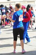 Kimberley Walsh Sport Relief Mile in London 25th March x7