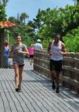 Fearne Cotton | Jogging in Miami | August 18 | 37 leggy pics