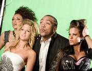 Ashley, Extreme Expose, Maryse & Torrie: Behind the Scenes of Timbaland's 'Throw It On Me' Music Video (x46 Pics)