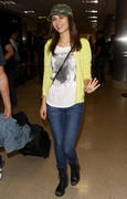 Victoria Justice at LAX Airport 05/15/13 (HQ)