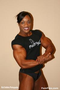 Biceps Goddess of May 2010 KIM PEREZ