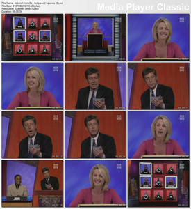 "DEBORAH NORVILLE - ""Hollywood Squares"""