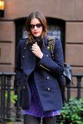 Лив Тайлер, фото 2646. Liv Tyler leaving her house in NYC - 01/10/10, foto 2646