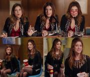 Kate Walsh Bade Judge S1E11 collage + Misc S1 caps